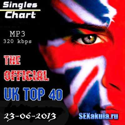 The Official UK Top 40 Singles Chart (23-06-2013)