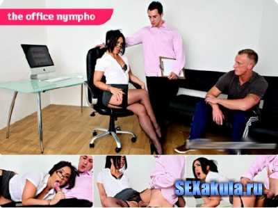 Killergram Hanna Shaw: The Office Nympho \ Ханну в офисе